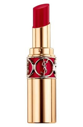 Yves Saint Laurent Rouge Volupté Shine Lipstick in Danger