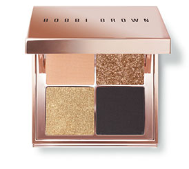 Bobbi Brown Sunkissed eye palette_gold