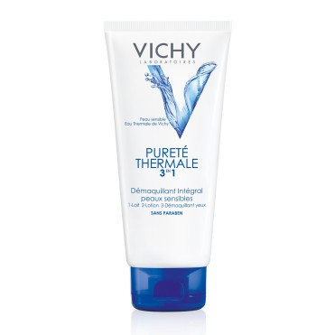 Vichy Pureté Thermale 3-in-1 Cleansing Solution