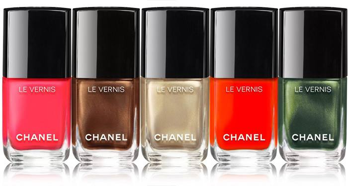 Chanel Dans La Lumiere de L'Ete Summer 2016 Collection7