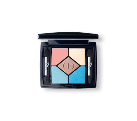 5 Couleurs Polka Dots - Summer 2016 limited edition Couture colours & effects eyeshadow palette Dior