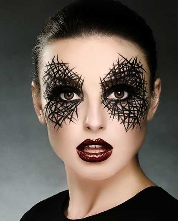 halloween-face-makeup-for-women
