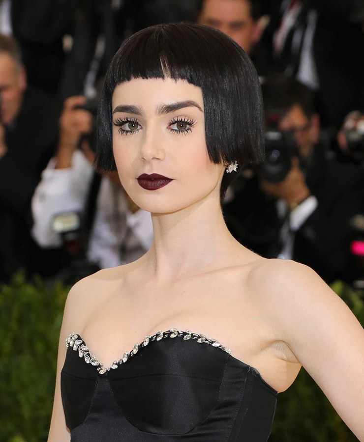 LilyCollins_MetBall