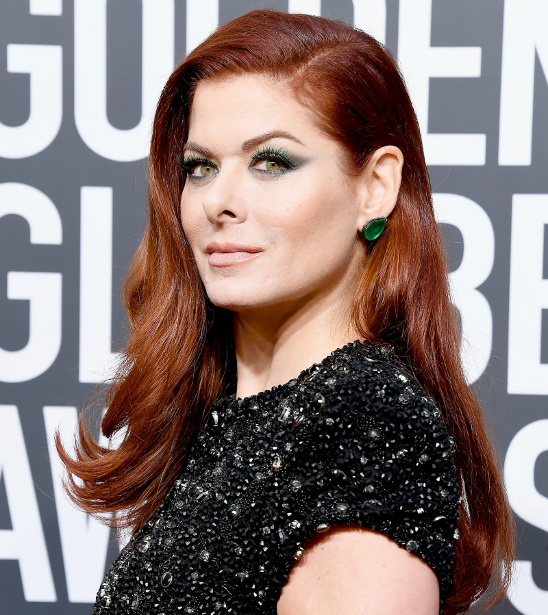 debra-messing-golden-globes-2018