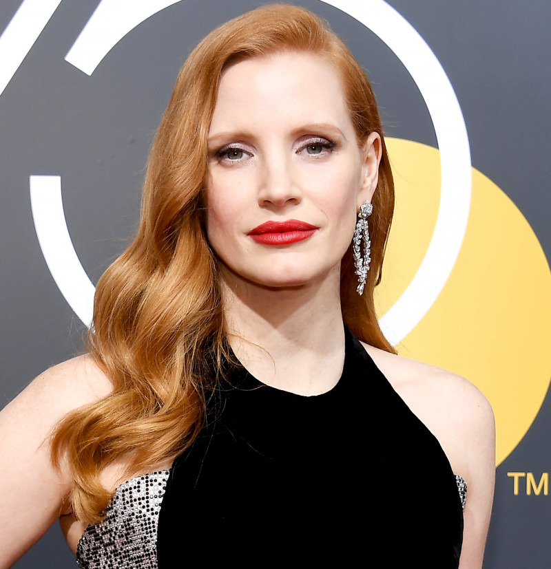 jessica-chastain-golden-globes-2018