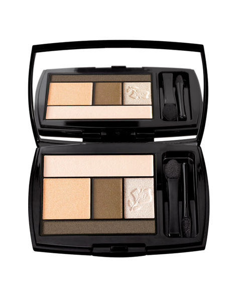 Color Design 5 Pan Eyeshadow Palette in French Nude